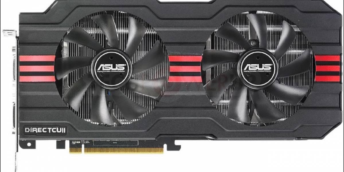 ASUS Radeon HD 7970 Direct CU II probada en Eyefinity 3