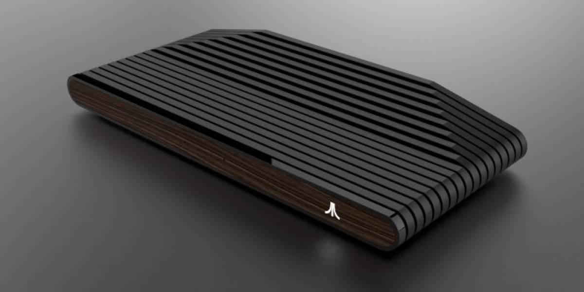 Atari muestra las primeras imágenes de su nueva consola