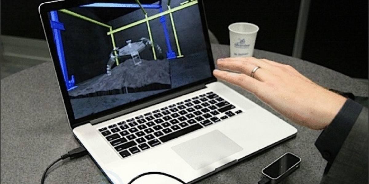 GDC 2013: NASA controla robot espacial ATHLETE usando una notebook