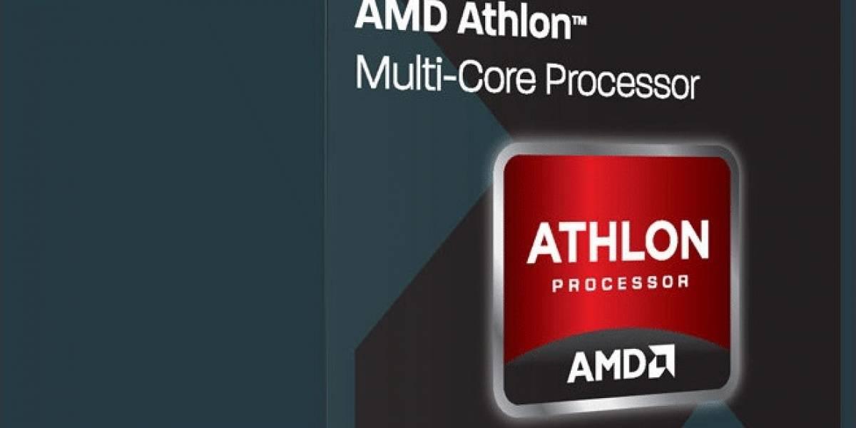 """AMD alista su nuevo microprocesador Athlon II X4 760K """"Richland-DT"""""""