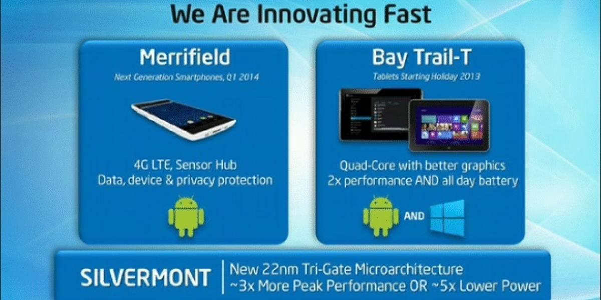 Atom cobra cada vez mayor importancia para Intel