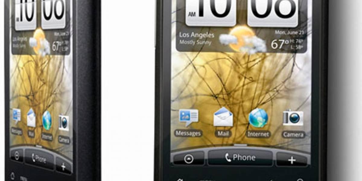 HTC Aria anunciado oficialmente