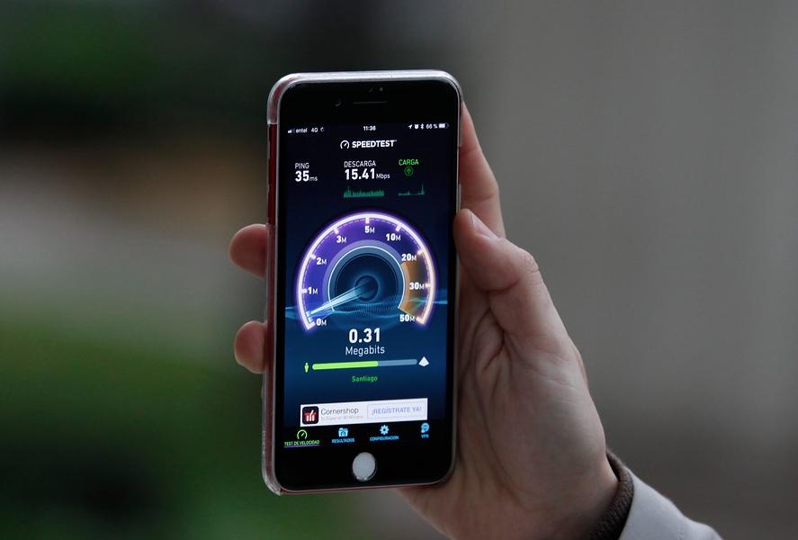 Penetración de internet en Chile alcanzaría por primera vez 102 conexiones por cada 100 habitantes