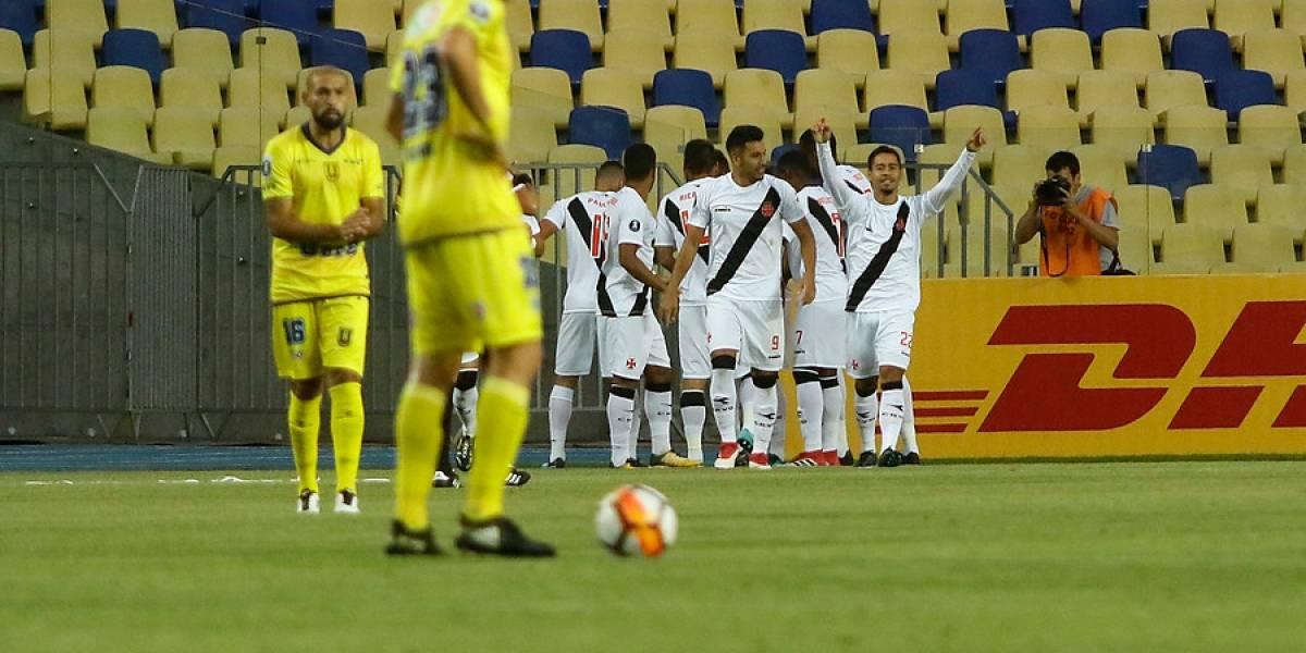 Así vivimos la humillante derrota de la U. de Concepción a manos de Vasco Da Gama en la Libertadores