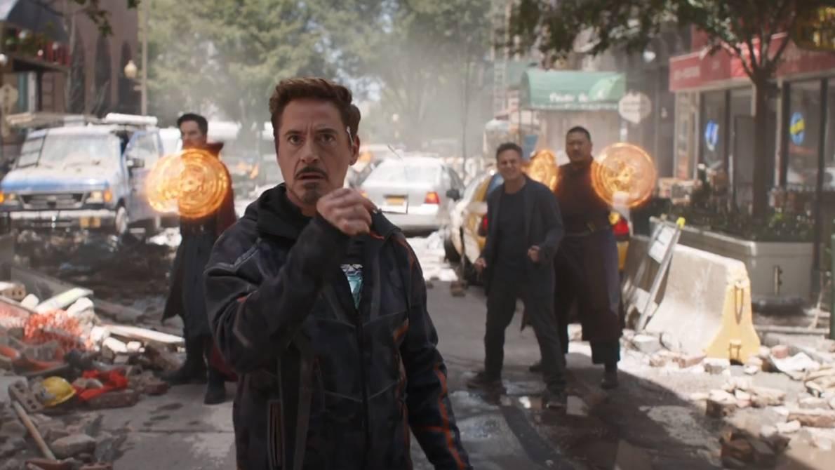 Liberan el primer avance de Avengers: Infinity War y es épico