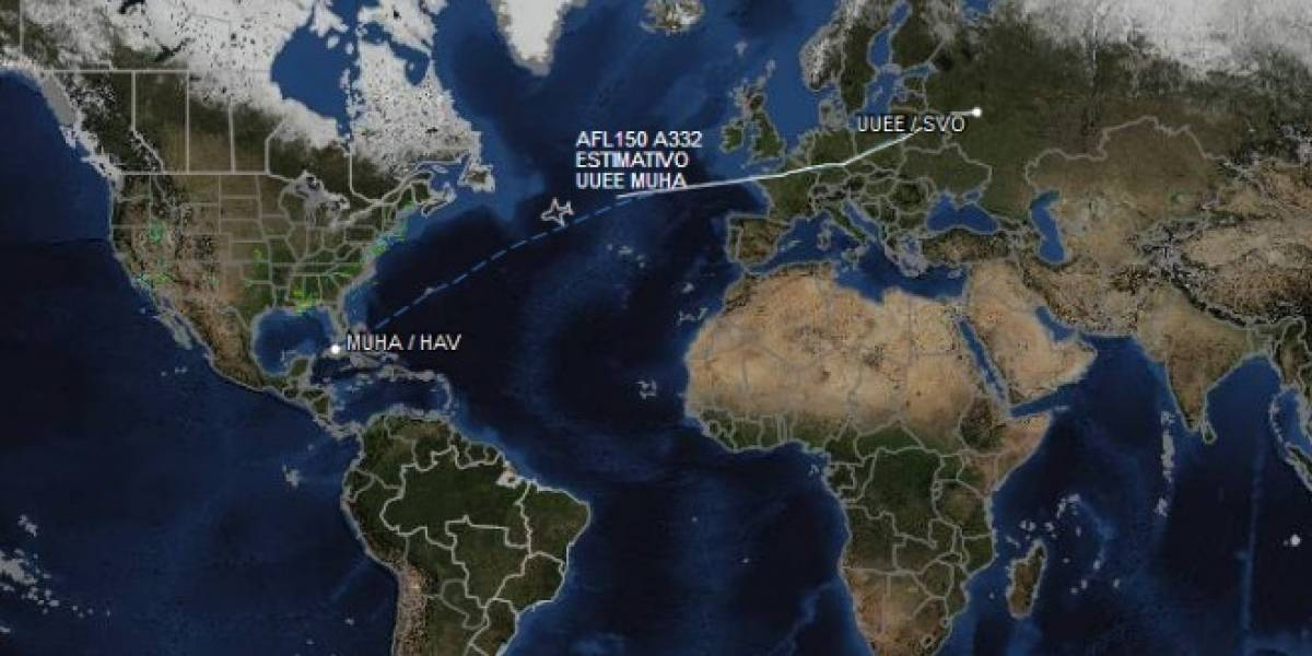 ¿Dónde está Edward Snowden? Se sospecha que volando hacia Cuba [Actualizado]