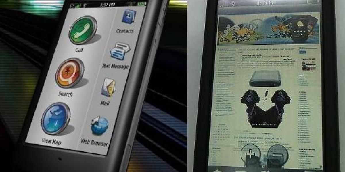 Garmin-Asus lanzará en Malasia el Nüvifone C60 (Linux) y M20 (Windows Mobile)