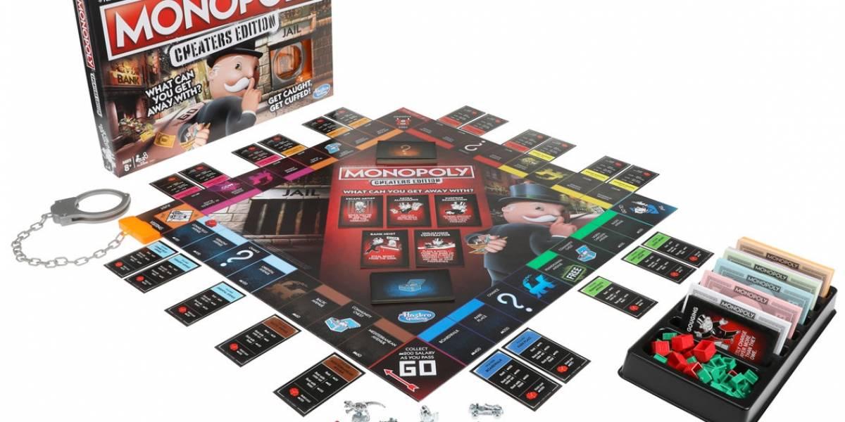 Monopoly lança versão só para quem está acostumado a dar aquela 'roubadinha'