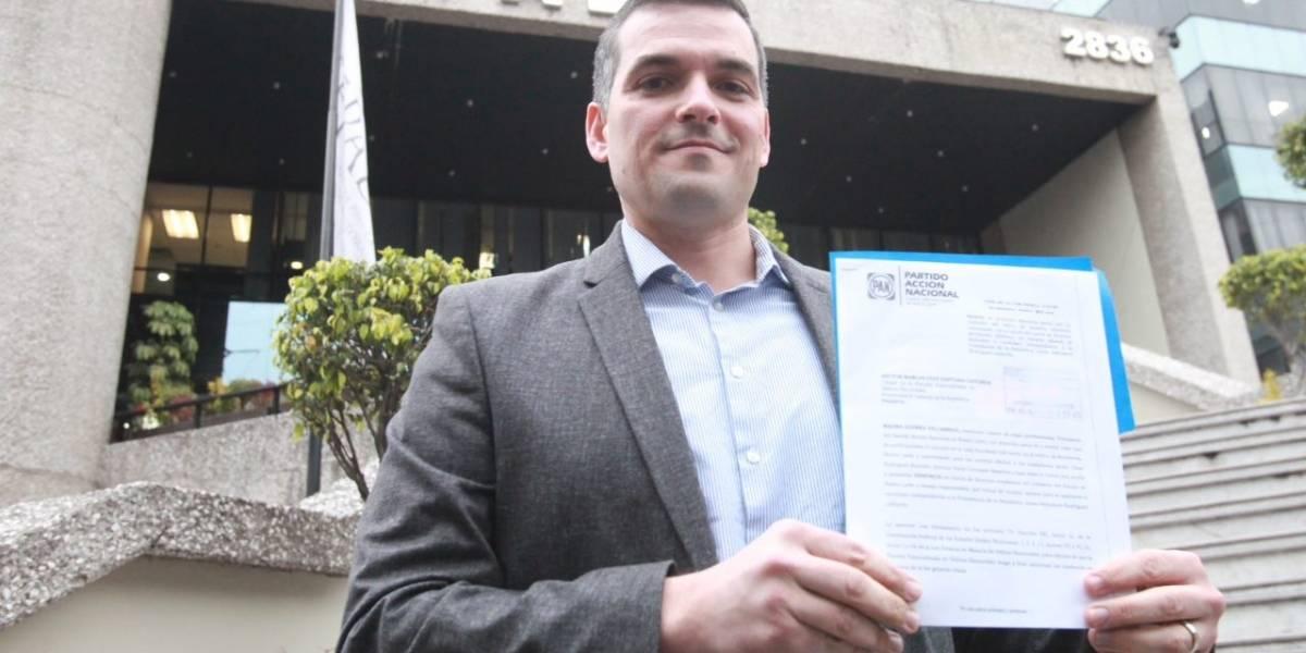 PAN exige investigación a funcionarios de 'El Bronco' por recolección de firmas