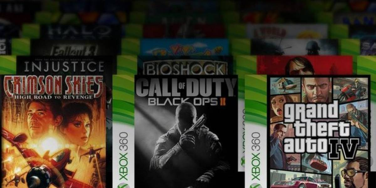 Microsoft lanzará más juegos retrocompatibles con Xbox One hasta 2018