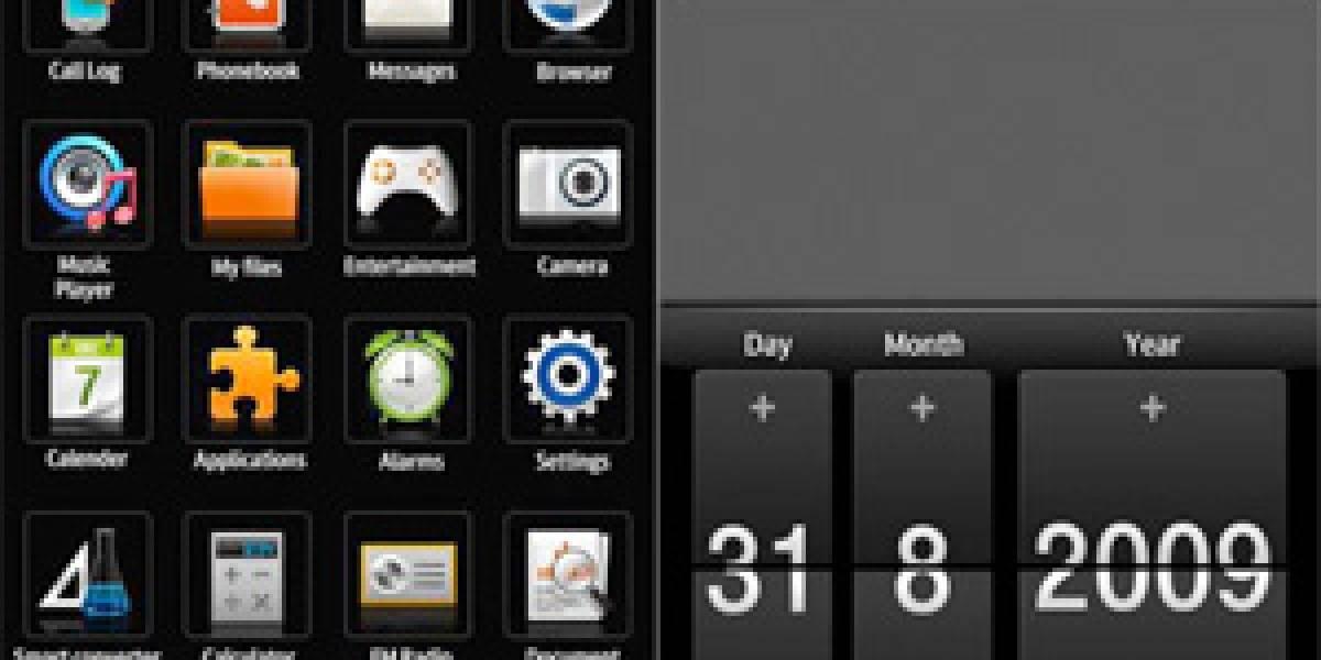 Se usará TouchWiz en los móviles con Bada