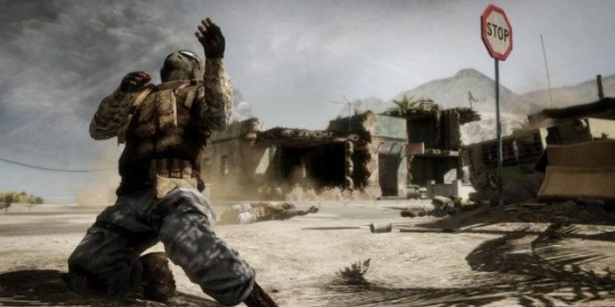 DICE suma y sigue contra Modern Warfare 2