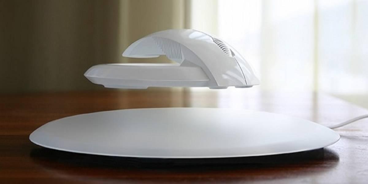 BAT: El mouse inalámbrico levitador para PC