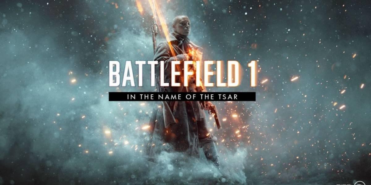 Las mujeres soldado llegarán a Battlefield 1
