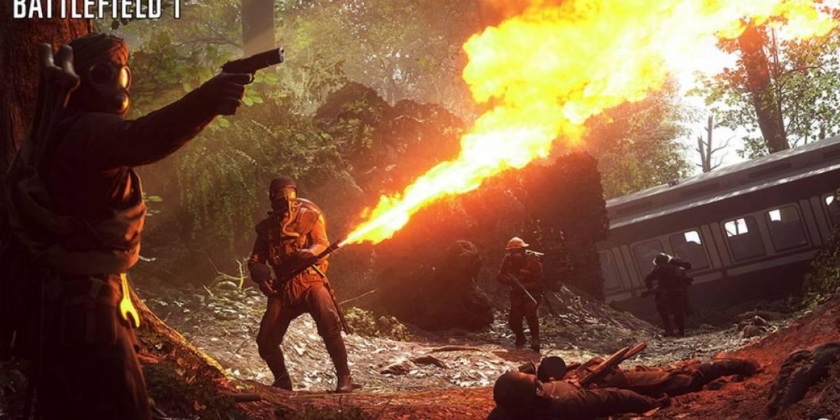 Battlefield 1 y Titanfall 2 pronto llegarán a EA/Origin Access