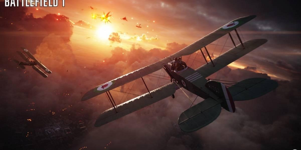 Battlefield 1 ya está disponible en EA Access y Origin Access