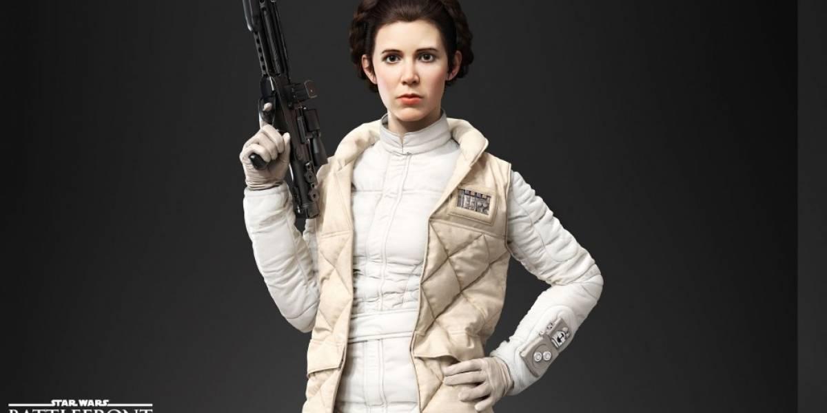 EA escucha los reclamos y reduce el precio de los héroes de Star Wars: Battlefront II