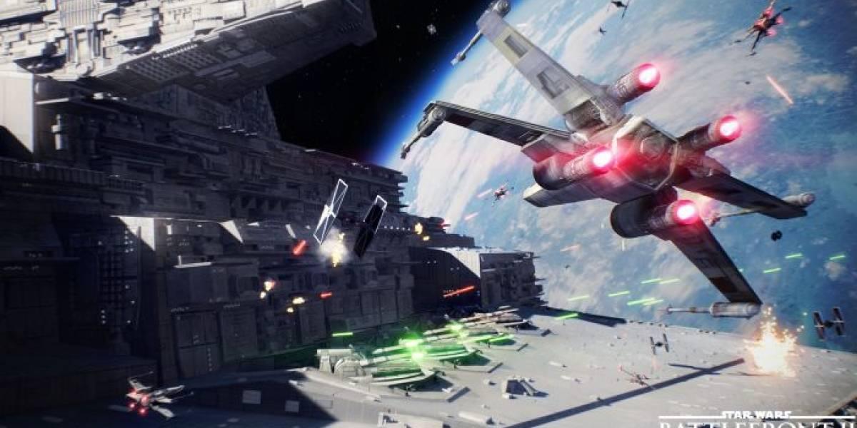 Star Wars: Battlefront II fue el juego más visto en YouTube durante la E3 2017