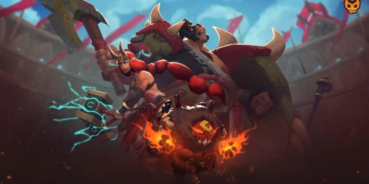 Battlerite está gratis durante el fin de semana en Steam