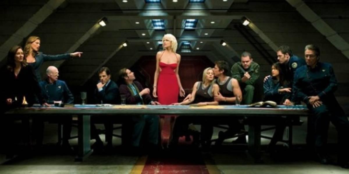 Se anuncia MMO de Battlestar Galactica [GDC10]