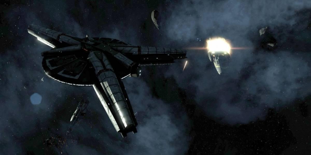 Anuncian un nuevo juego de Battlestar Galactica para PS4, Xbox One y PC