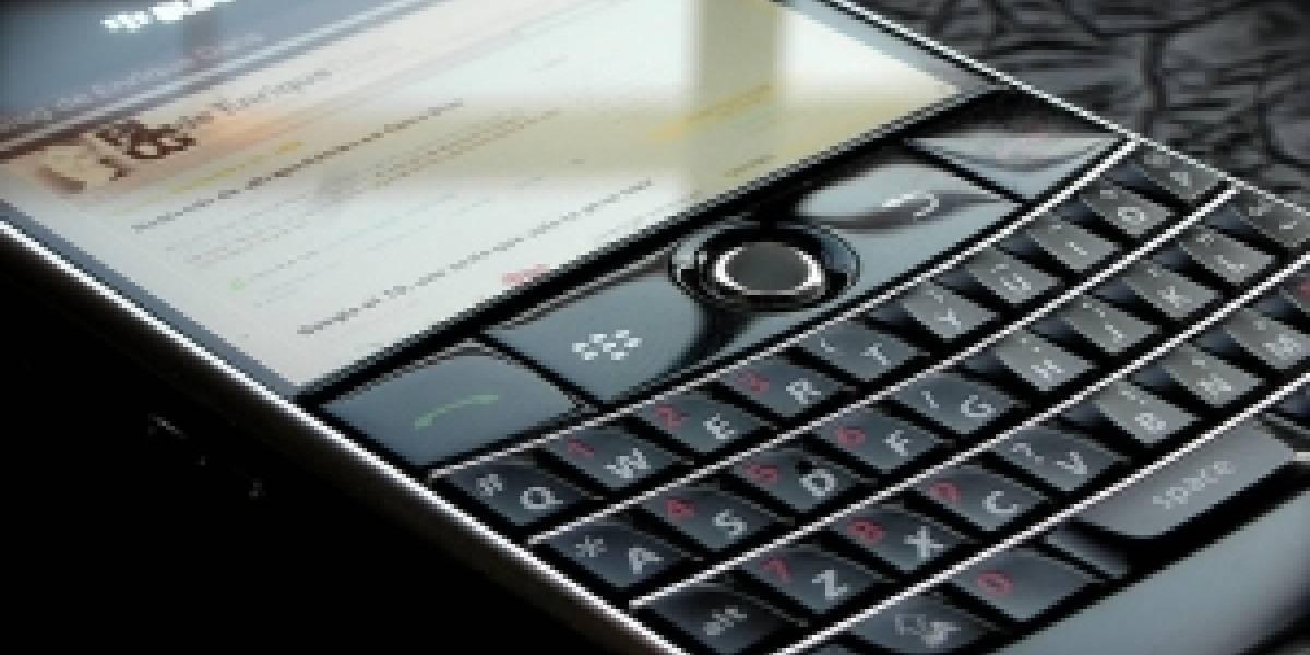 Futurología: Las BlackBerry contarán con cámara frontal