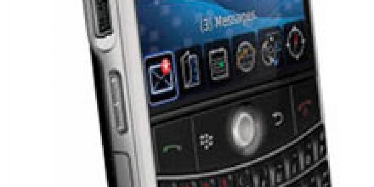 Problemas de sobrecalentamiento en la Blackberry Bold (Japonesa)