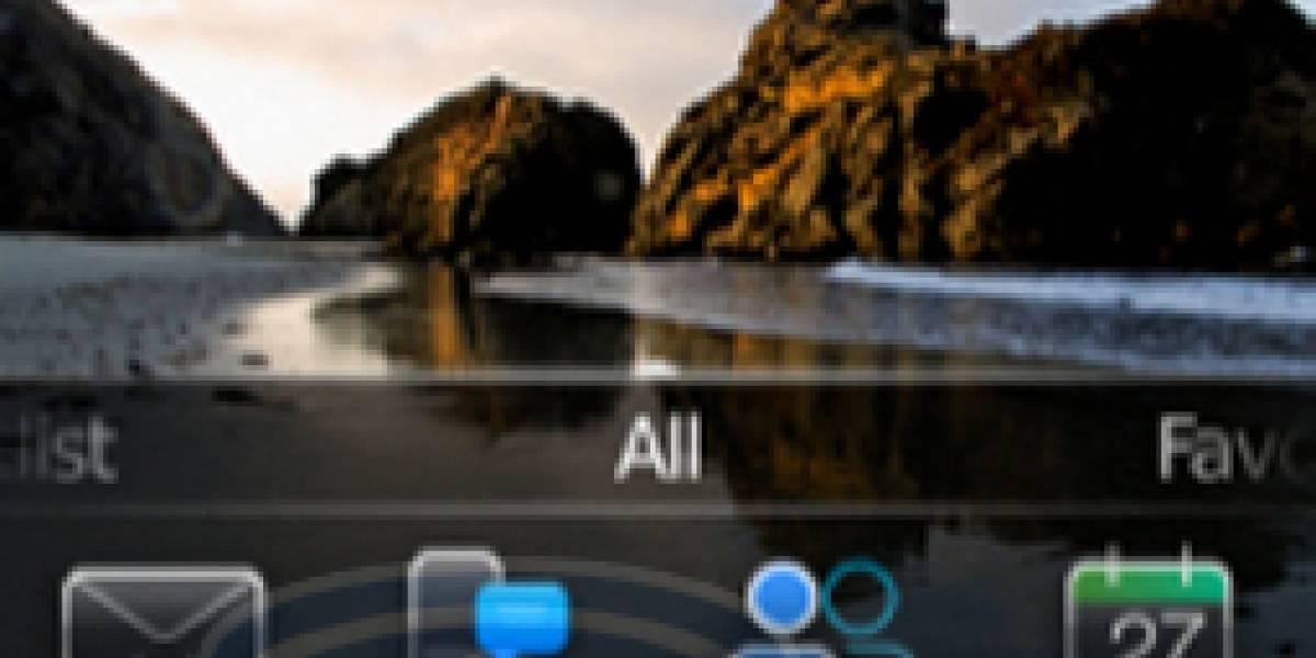 Futurología: BlackBerry OS 6.0 será lanzado en junio (Video)