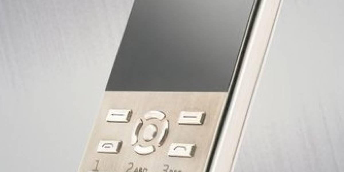Bellperre presenta un móvil de lujo personalizable