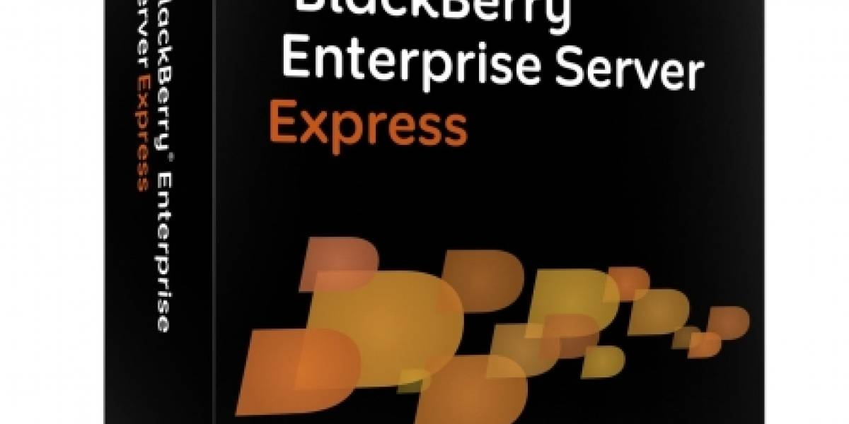 MWC10: BlackBerry Enterprise Server Express