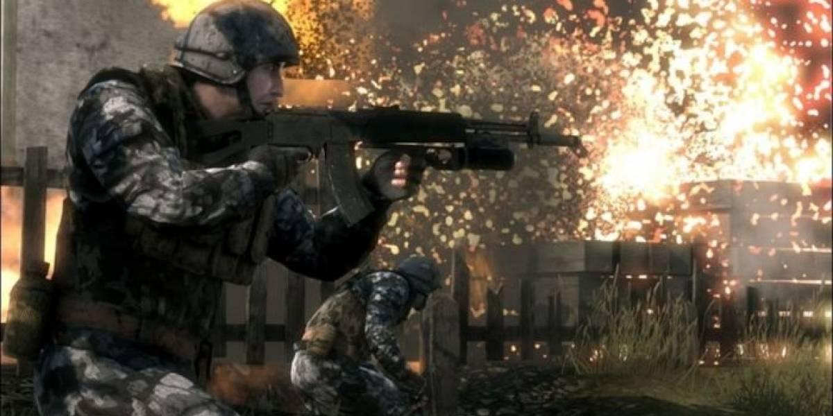 Battlefield: Bad Company ya es retrocompatible con Xbox One