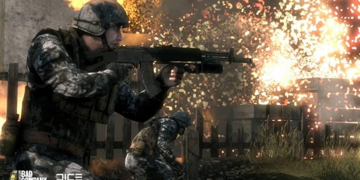 Battlefield: Bad Company se suma al catálogo de EA Access