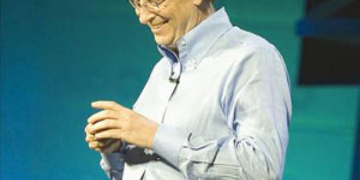 Bill Gates encuentra atractivo el iPad