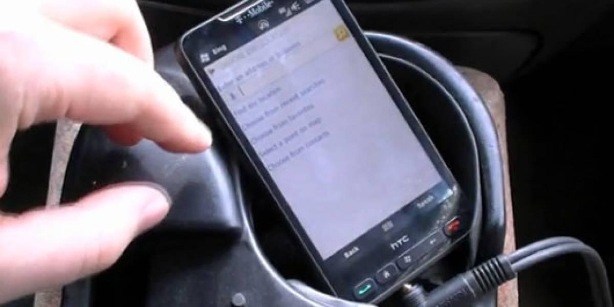 Video: Navegando por el GPS de Bing para Windows Mobile