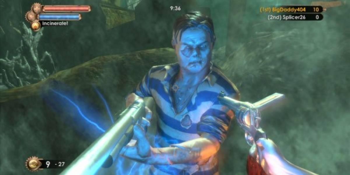Sinclair Solutions Test Pack llegará a BioShock 2 el 11 de Marzo
