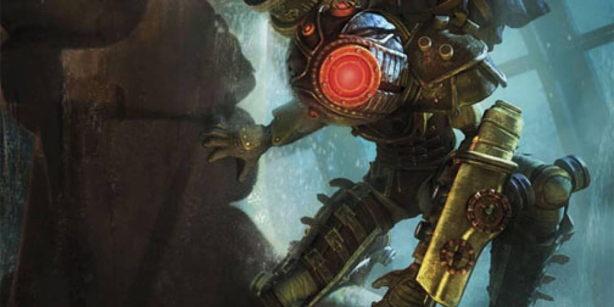 El DLC de Bioshock 2 ya estaría en el disco