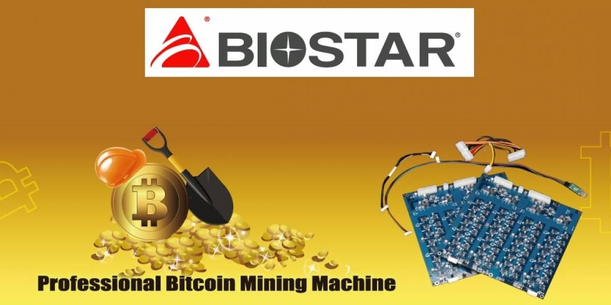 Biostar BTC-24GH: La tarjeta madre dedicada a minar Bitcoins