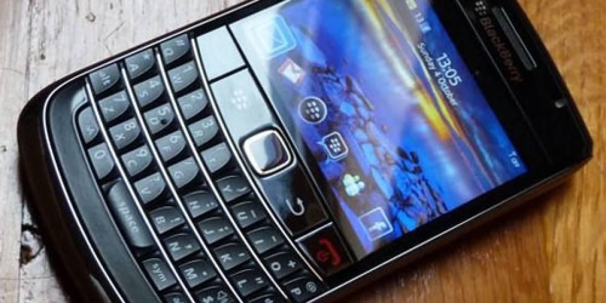 Nuevas imágenes de la BlackBerry 9700 Onyx