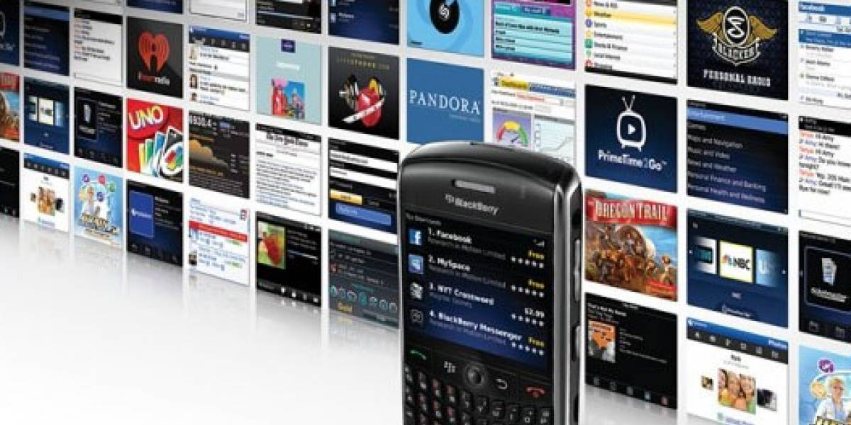 Futurología: Temas en la BlackBerry App World