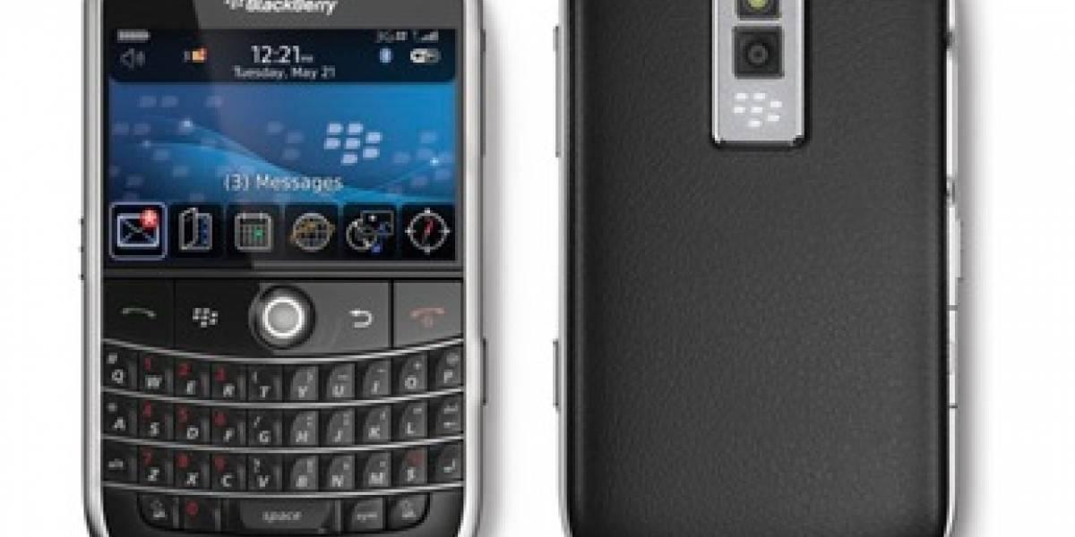 RIM estaría desarrollando un Blackberry para no videntes