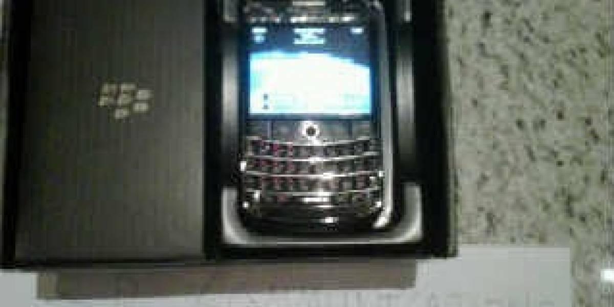 Una BlackBerry Onyx se vendio en eBay