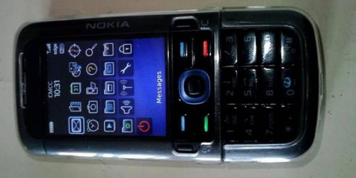 Futurología: Nokia 5700 puede correr BlackBerry OS