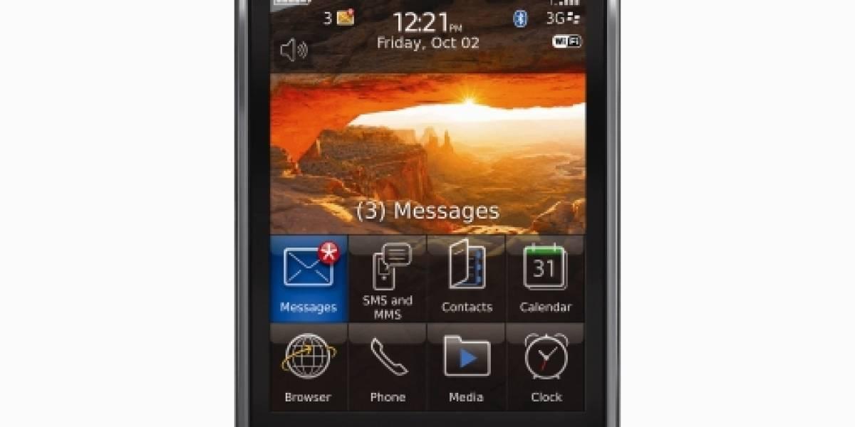 RIM lanza en Chile la BlackBerry Storm2