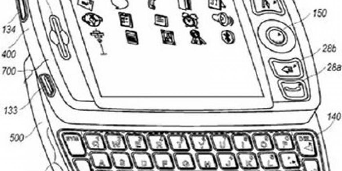 Futurología: BlackBerry 9900, táctil y con teclado QWERTY deslizable