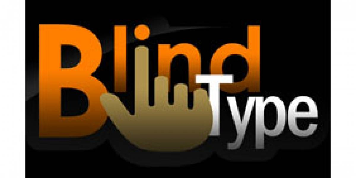 BlindType, una nueva alternativa a los teclados virtuales