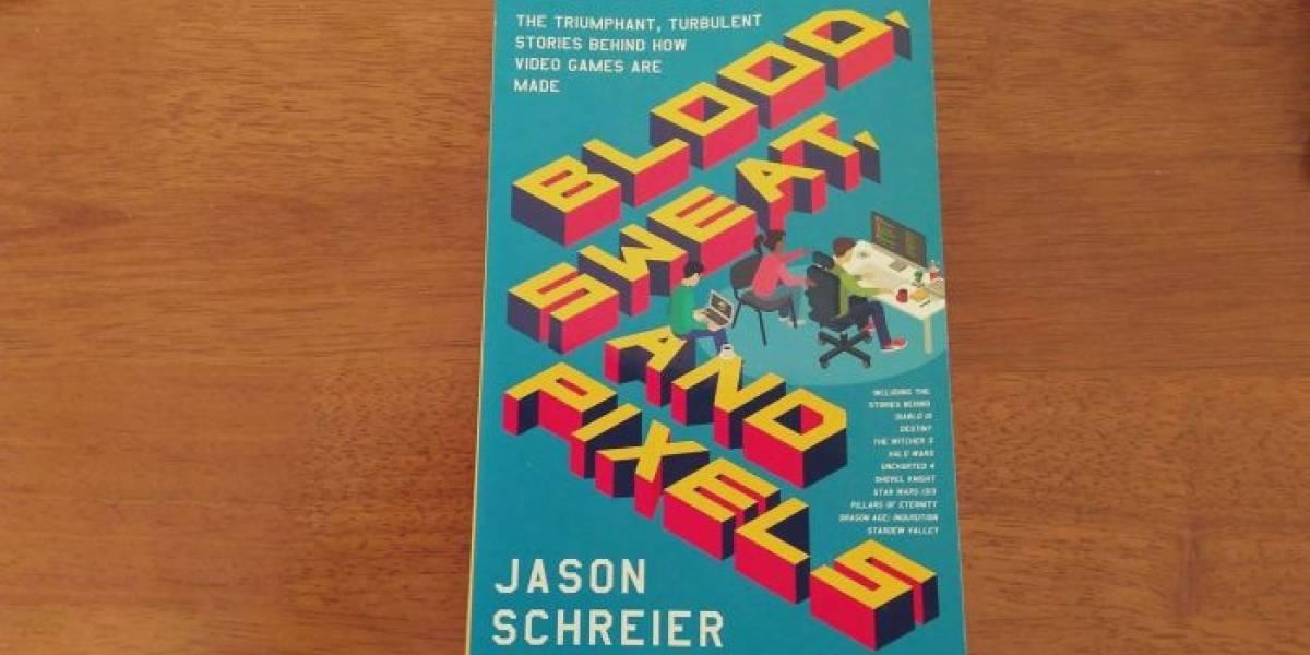 Blood, Sweat and Pixels: el excelente libro que narra las traumáticas historias detrás de la creación de videojuegos