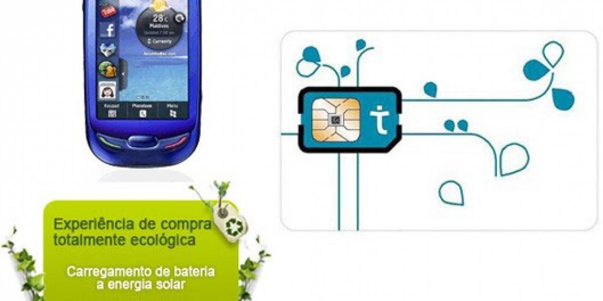 En Portugal se lanzó el Samsung Blue Earth junto a la primera SIM de papel del mundo