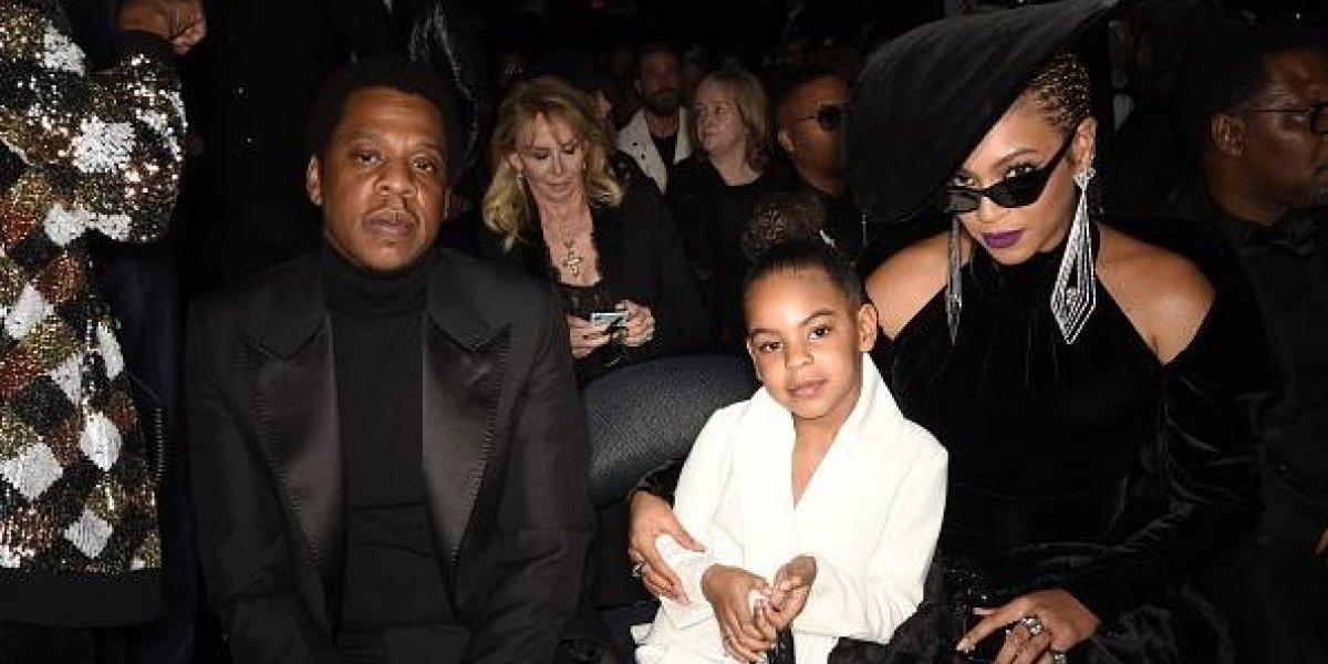 El increíble precio de uno de los bolsos de Blue Ivy, la hija de Beyoncé
