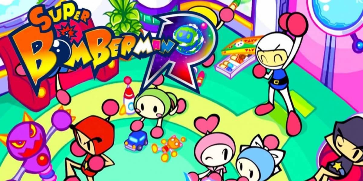 Super Bomberman R recibe contenido gratis con nueva actualización