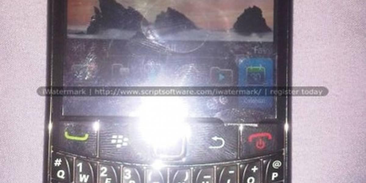 Futurología: Imagen de la BlackBerry Bold 9780 con OS 6.0